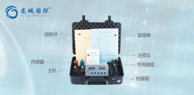 LC-1000在线振动监测仪整体展示