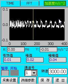 振动分析仪五大功能之振动分析仪