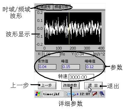 振动分析仪五大功能之故障诊断仪